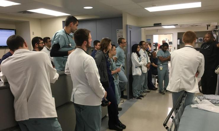 teaching rounds